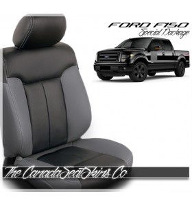 2012 - 2014 Ford F150 Crew Cab Special Edition Leather Promo