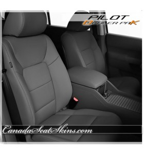 2009 - 2015 Honda Pilot Leather Upholstery Promotion