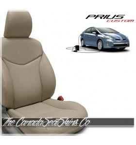 2010 - 2015 Toyota Prius Katzkin Custom Leather Seat Sale