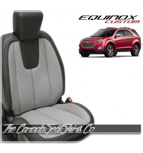 2010 - 2017 Chevrolet Equinox Katzkin Custom Leather Seat Sale