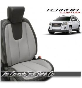2010 - 2017 GMC Terrain Katzkin Custom Leather Seat Sale