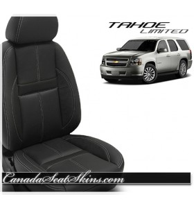 2010 - 2014 Chevrolet Tahoe Katzkin Limited Edition Leather Seats