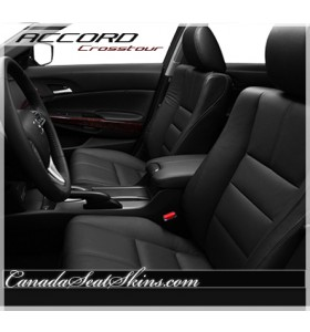 2010 - 2015 Honda Accord Crosstour Katzkin Leather Seats