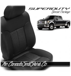 2011 - 2016 Ford F250 F350 F450 F550 Outlaw Leather Seats