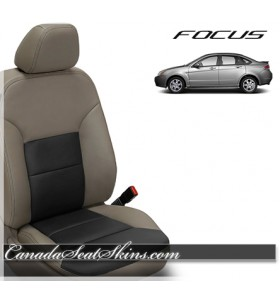 2010 - 2011 Ford Focus Katzkin Leather Seats