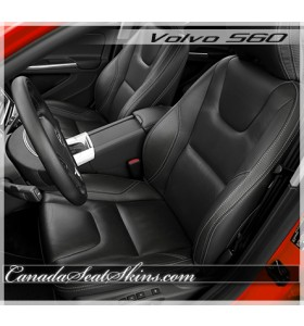 2011 - 2013 Volvo S60 Katzkin Leather Seats