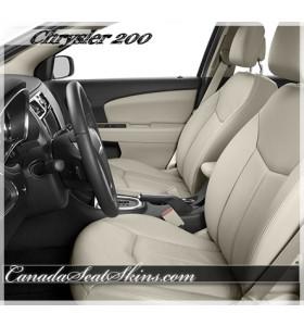 2011 - 2014 Chrysler 200 Katzkin Leather Seats