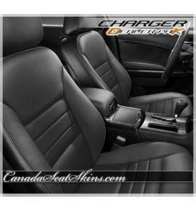 2011 - 2014 Dodge Charger Leather Seats