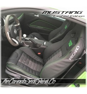 2011 - 2014 Ford Mustang Recaro Sema Edition Leather Seats