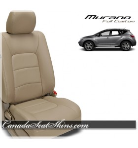 2011 - 2014 Nissan Murano Katzkin Leather Seats