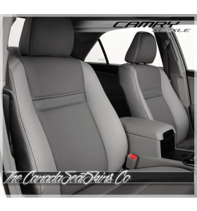 2012 - 2014 Toyota Camry LE XLE Custom Katzkin Leather Seat Sale