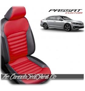 2012 - 2020 Volkswagen Passat Katzkin Custom Leather Seat Sale