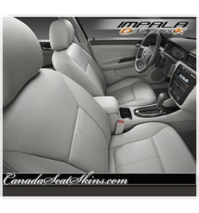 Chevrolet Impala Leather Seats