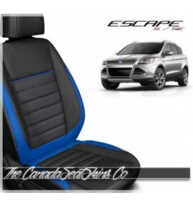 2016 - 2019 Ford Escape S and SE Custom Leather Seats