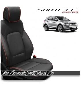 2013 - 2018 Hyundai Santa Fe Katzkin Custom Leather Seat Sale