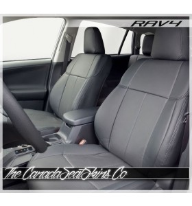 2013 - 2018 Toyota Rav 4 Perfect Fit Clazzio Fitted Seat Covers