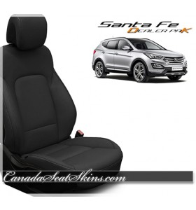 2013 - 2017 Hyundai Santa Fe Dealer Pak Leather Seats