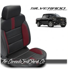 2014 - 2018 Chevrolet Silverado Limited Edition Leather Seat Conversion Sale