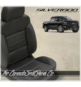 2014 - 2018 Silverado Katzkin Outlaw Limited Edition Leather Seat Sale