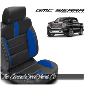 2014 - 2018 GMC Sierra Limited Edition Katzkin Leather Seat Sale