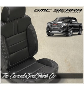 2014 - 2018 GMC Sierra Katzkin Outlaw Edition Leather Seat Sale