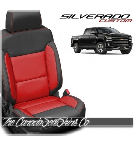 2014 - 2018 Silverado Katzkin Custom Leather Seat Sale