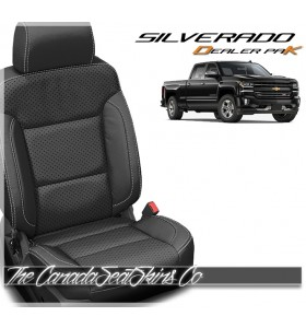 2014 - 2018 Chevrolet Silverado Katzkin Leather Seat Promotion