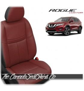 2014 - 2020 Nissan Rogue Katzkin Custom Leather Seat Sale