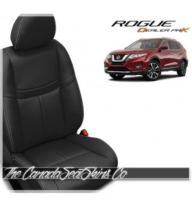 2014 - 2020 Nissan Rogue Katzkin Dealer Pak Leather Seat Promotion