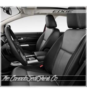 2014 Ford Edge Katzkin Custom Leather Seat Sale