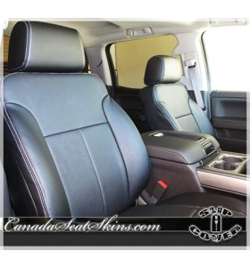 2014 - 2018 Chevrolet GMC Sierra Clazzio Seat Covers