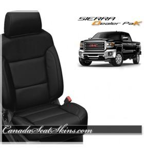 2014 - 2018 GMC Sierra Katzkin Dealer Pak Leather Seat Sale