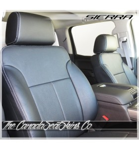 2014 - 2018 GMC Sierra HD Fleet Commercial Grade Seat Covers