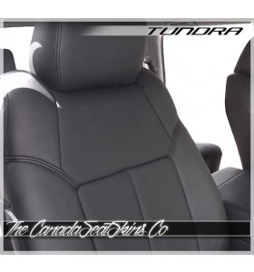 2014 - 2021 Toyota Tundra Commercial Grade HD Fitted Slip Over Seat Covers