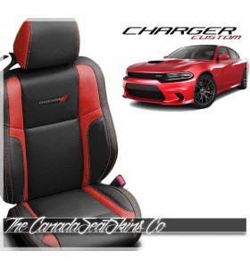 2015 - 2020 Dodge Charger Katzkin Custom Leather Seat Sale