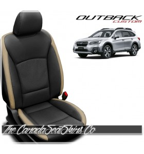 2015 - 2019 Subaru Outback Katzkin Custom Leather Seat Sale