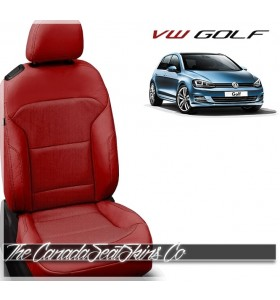 2015 - 2019 Volkswagen Golf Katzkin Custom Leather Seat Sale