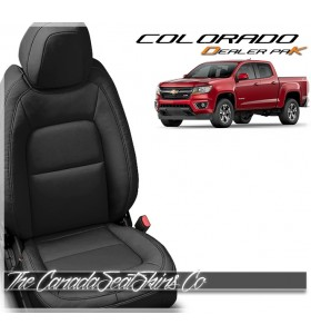 2015 - 2020 Chevrolet Colorado Katzkin Leather Seat Dealer Promotion