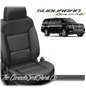 2015 - 2020 Chevrolet Suburban Katzkin Dealer Pak Leather Seat Sale