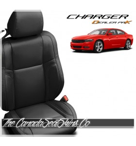 2015 - 2020 Dodge Charger Katzkin Leather Dealer Pak Leather Seat Sale