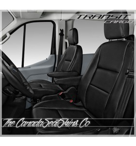 2015 - 2020 Ford Transit Cargo and Chassis Cab Leather Seat Kits