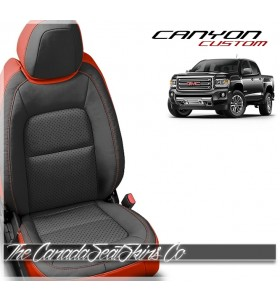 2015 - 2020 GMC Canyon Katzkin Custom Leather Seat Sale