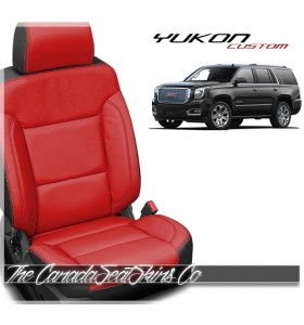 2015 - 2020 GMC Yukon Custom Katzkin Leather Seat Sale