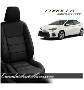 2015 - 2016 Toyota Corolla LE Leather Seats Sale