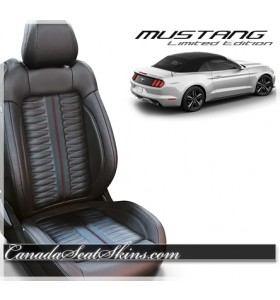 2015 - 2021 Mustang Katzkin RPM Edition Leather Seats