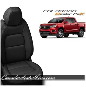 2015 - 2019 Chevrolet Colorado Katzkin Leather Promotion