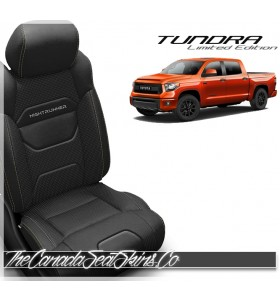 2014 - 2020 Toyota Tundra Nightrunner Limited Edition Leather Interior