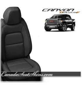 2015 - 2019 GMC Canyon Katzkin DK Leather Interiors