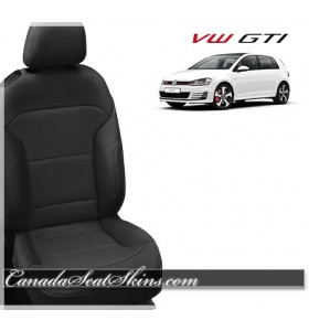 2015 - 2018 Volkswagen GTI Katzkin Leather Seats