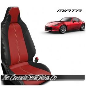2016 - 2021 Mazda MX5 Miata Custom Katzkin Leather Seat Sale